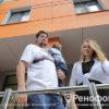 Переселение жителей из домов на улице Наташи Ковшовой
