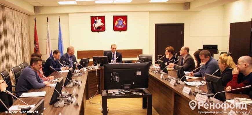 Власти СВАО сообщили об успешной реализации реновации
